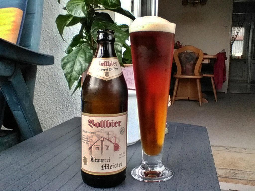 The Beer Tester. Test-13. Brauerei Meister Vollbier