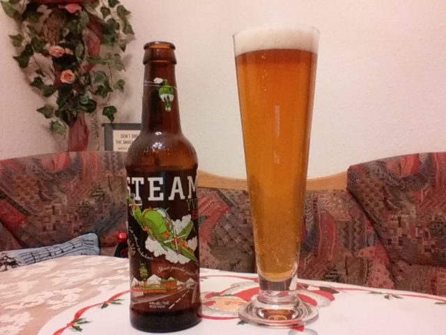 The Beer Tester. Test 3. SteamWorks YVR ISA
