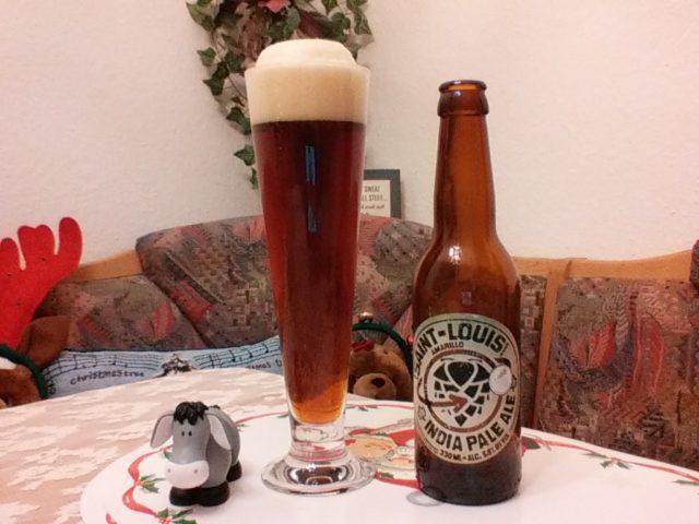 The Beer Tester. Test 7. Bières De Saint-Louis Amarillo IPA